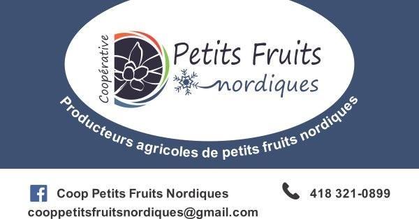 Coopérative Petits Fruits nordiques